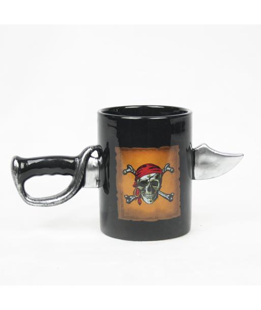 Taza pirata