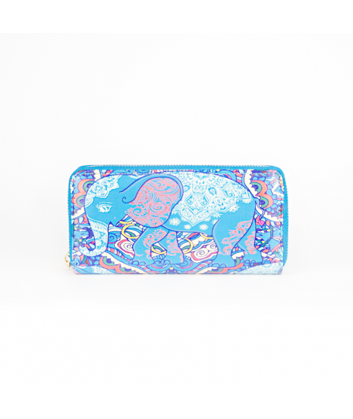 Monedero-billetera elefante
