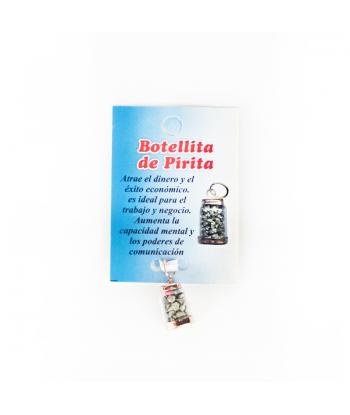 Botella Pirita