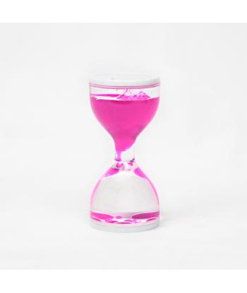 Reloj líquido