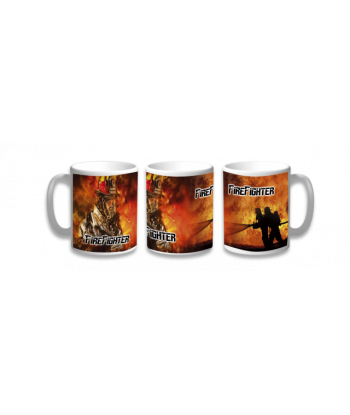 Taza Fire fighter